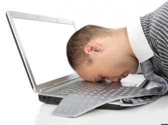 Sleep on computer