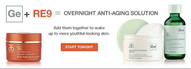 Overnight Anti-Ageing Solution Image