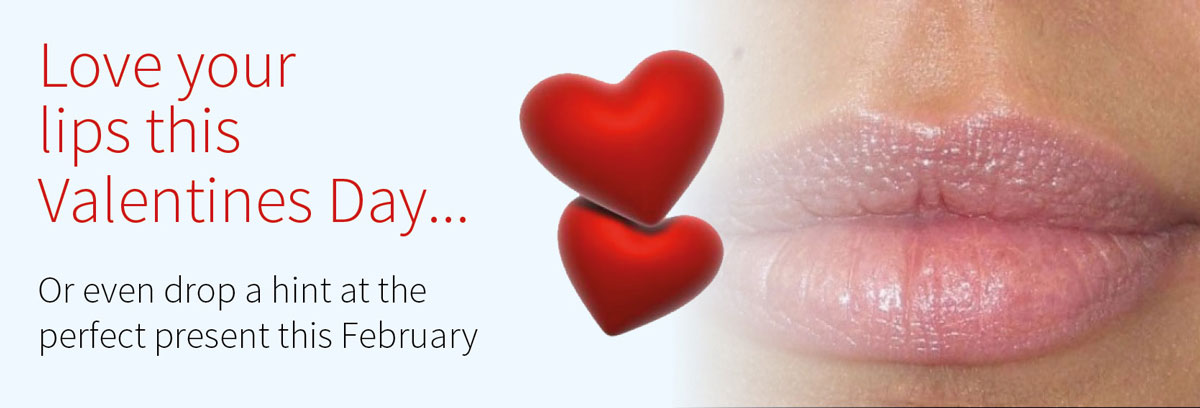 Love your lips Valentines Day Special Offer