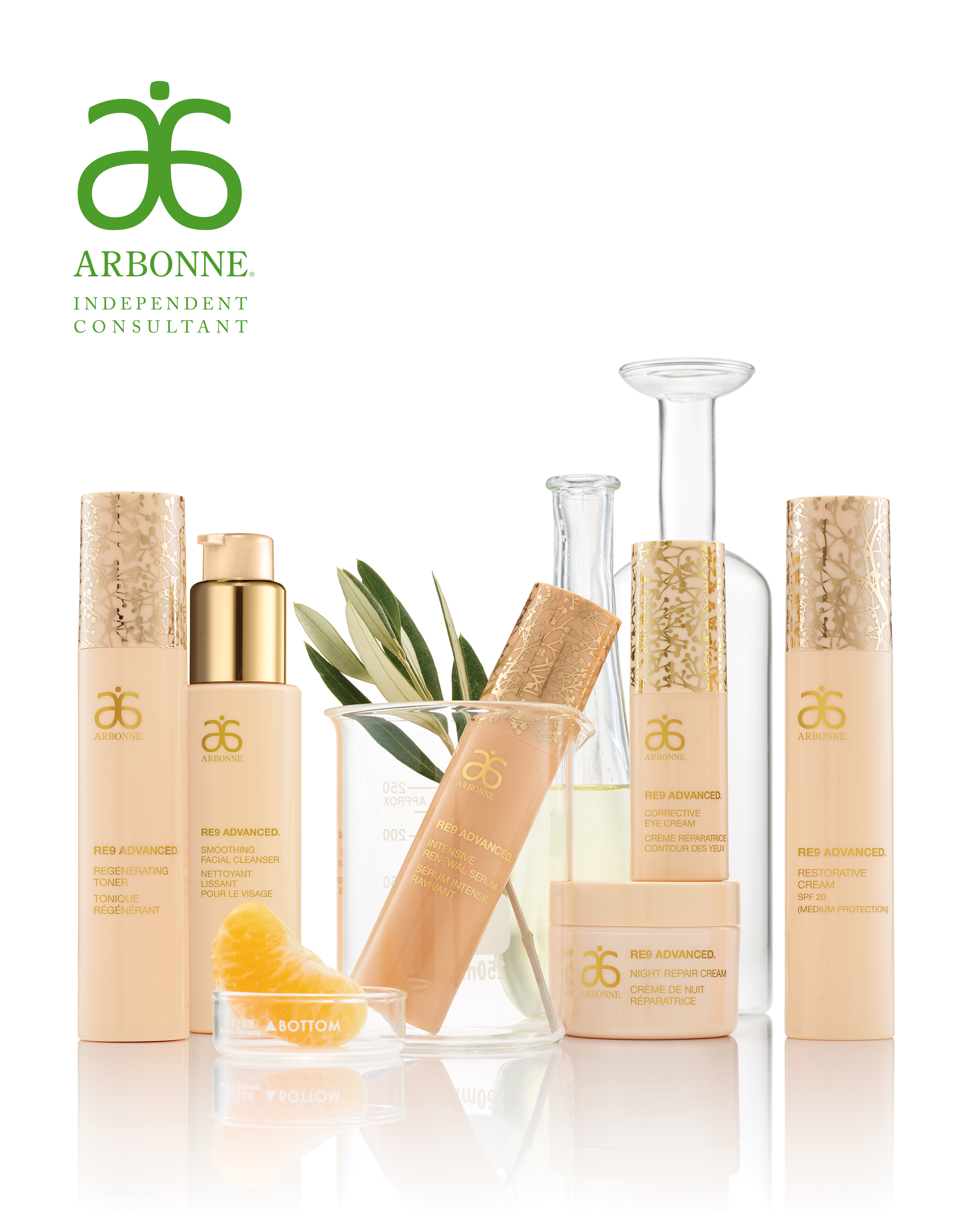 Arbonne Products & Shop | The Green Room Bournemouth