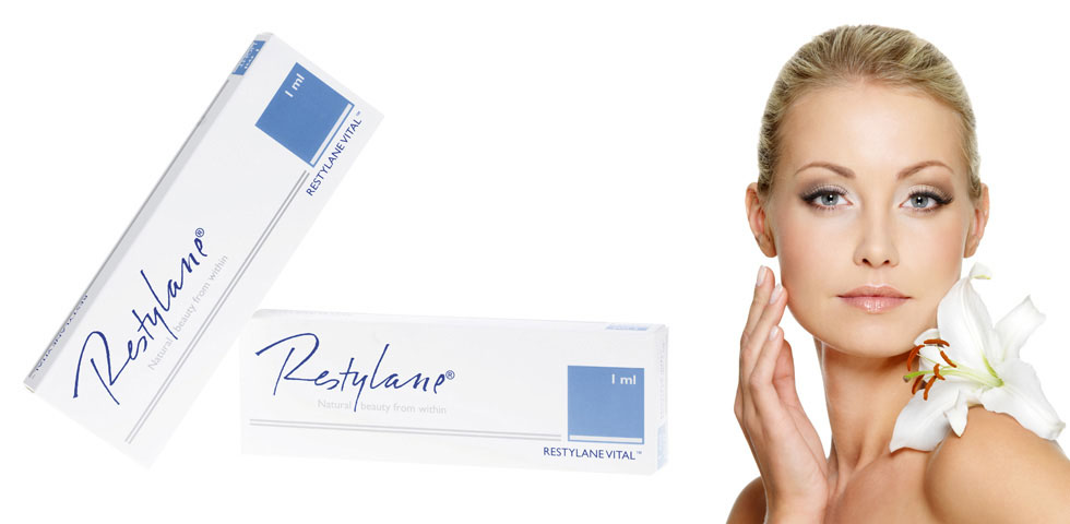 Restylane Packaging Skin Booster