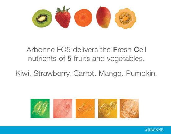 Arbonne FC5 Fruit Image